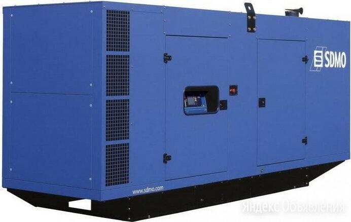 Электростанция дизельная с жидкостным охлаждением SDMO V 350С2-IV в звукоизол... по цене 4634467₽ - Электрогенераторы и станции, фото 0