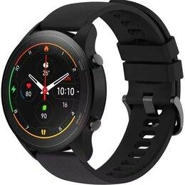 Умные часы и браслеты - Смарт часы Xiaomi Mi Watch XMWTCL02 - черный, 0