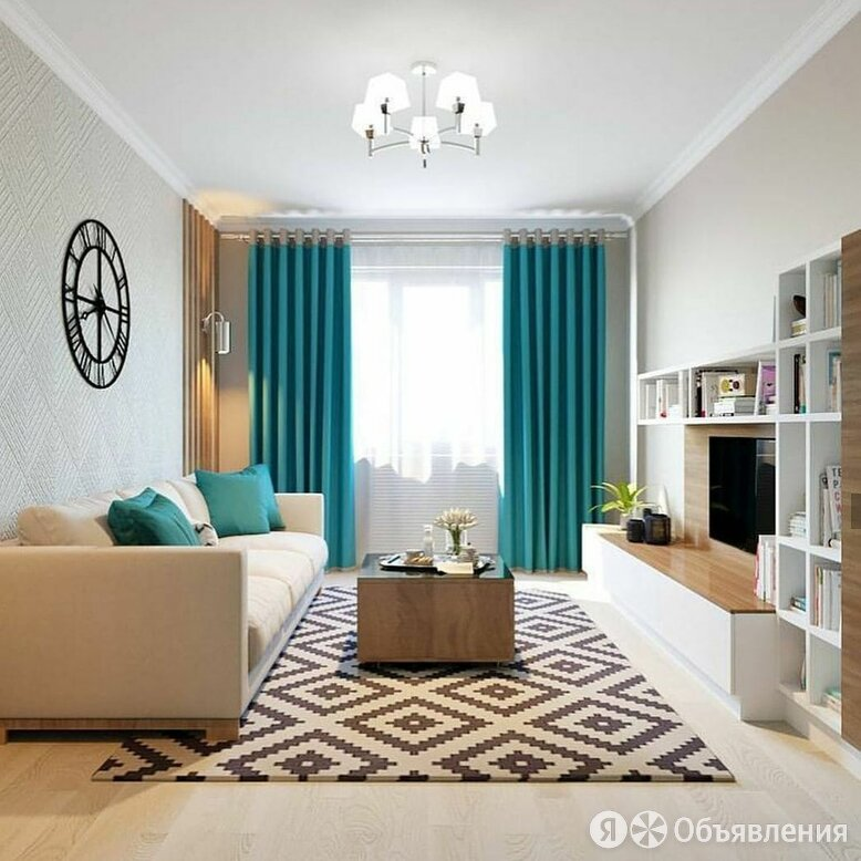 Ремонт квартир, коттеджей под ключ по цене 3000₽ - Строительство, фото 0