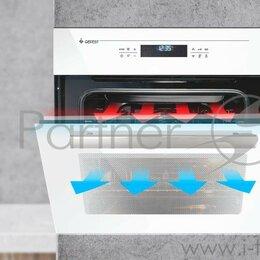 Духовые шкафы - Духовой шкаф Электрический Gefest ЭДВ ДА 622-04 Бs белый, 0