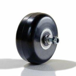 Лыжероллеры и ботинки - Ролик коньковый каучук 70 х 30 мм, 0