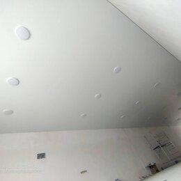 Потолки и комплектующие - Бесшовные натяжные потолки, 0