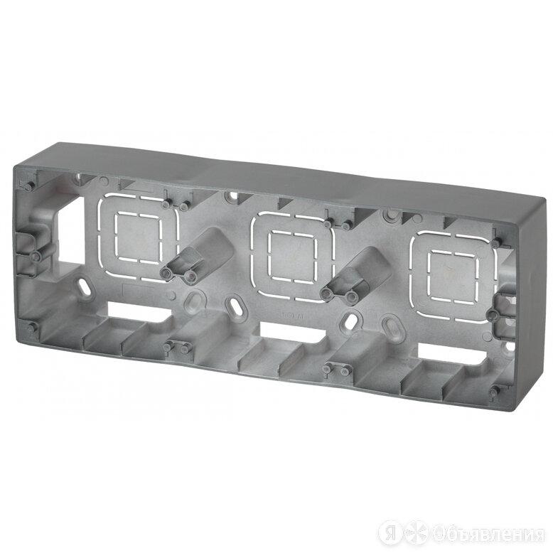 Установочная коробка ЭРА Эра12 по цене 789₽ - Электроустановочные изделия, фото 0