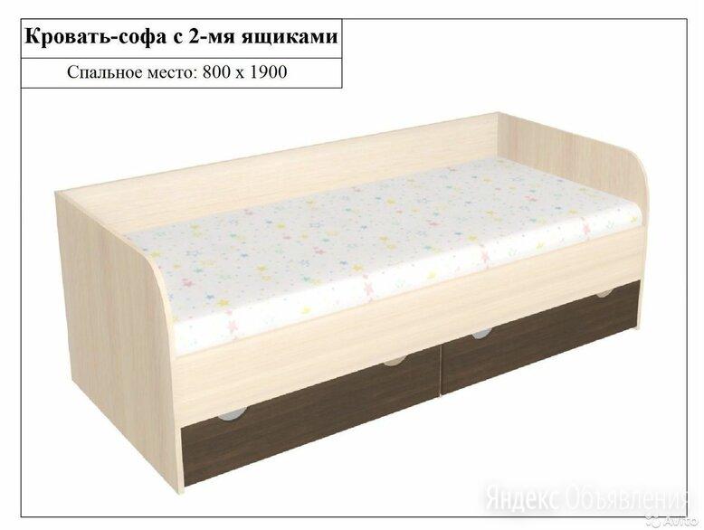 Кровать-софа односпальная по цене 5400₽ - Кровати, фото 0
