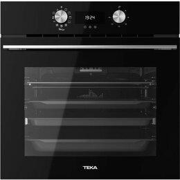 Духовые шкафы - Электрический духовой шкаф TEKA HLB 8416 NIGHT RIVER BLACK (111000045), 0