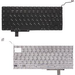Клавиатуры - Клавиатура для Macbook A1297 черная, большой Enter, 0