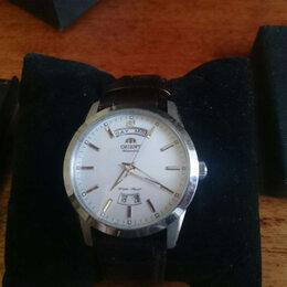 Наручные часы - Часы мужские orient FEV0S005WH, 0