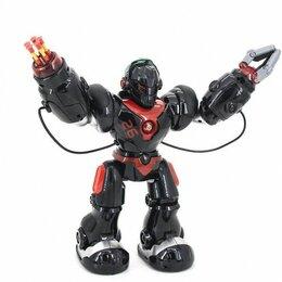 Роботы и трансформеры - Радиоуправляемый робот, стреляет присосками, 0