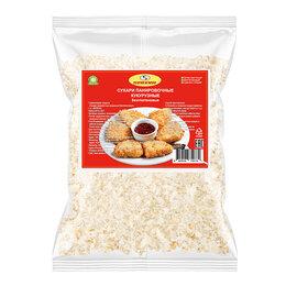 Продукты - Сухари панировочные кукурузные без глютена Serena, 200 г, 0