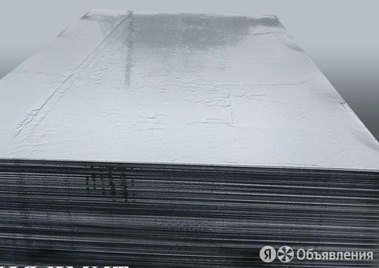 Лист горячекатаный 6х1500х6000 ст. 09г2с-15 ГОСТ 19281-2014 по цене 44745₽ - Металлопрокат, фото 0