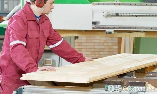Рабочие на деревоперерабатывающие производство - Рабочие, фото 0