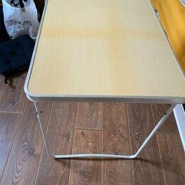 Походная мебель - Ссср раскладной стол алюминиевый, 0
