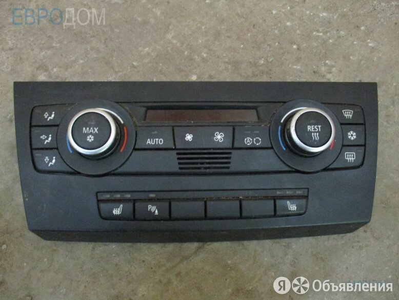 Блок печки климат  на BMW E81 по цене 5011₽ - Двигатель и топливная система , фото 0