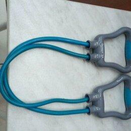 Эспандеры и кистевые тренажеры - Эспандер плечевой резиновый нагрузка 9 кг Новый, 0