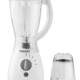 Блендеры - Блендер Galaxy GL-2154, 450Вт, 4 скор., чаша 1,5л, кофемолка, импульсный режим, 0