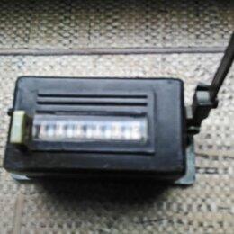 Измерительные инструменты и приборы - Счетчик хода механический сх-106, 0
