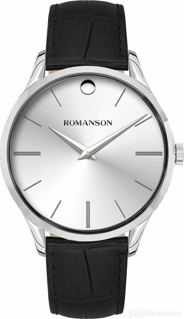 Наручные часы Romanson TL0B06MMW(WH) по цене 4340₽ - Наручные часы, фото 0