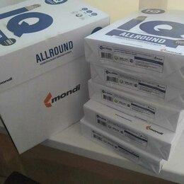 Бумага и пленка - Бумага для офисной техники А4 iq allround, 0