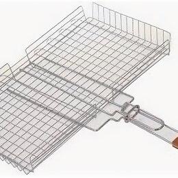 """Решетки - Решетка-гриль глубокая """"Picnic"""", 45х25 см, 0"""