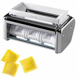 Пельменницы, машинки для пасты и равиоли - Насадка пельменница равиольница Marcato ravioli для лапшерезки тестораскатки, 0