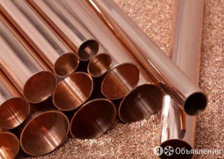 Труба бронзовая 85х16 мм БрКМц3-1 ТУ 48-21-39-79 по цене 565₽ - Металлопрокат, фото 0
