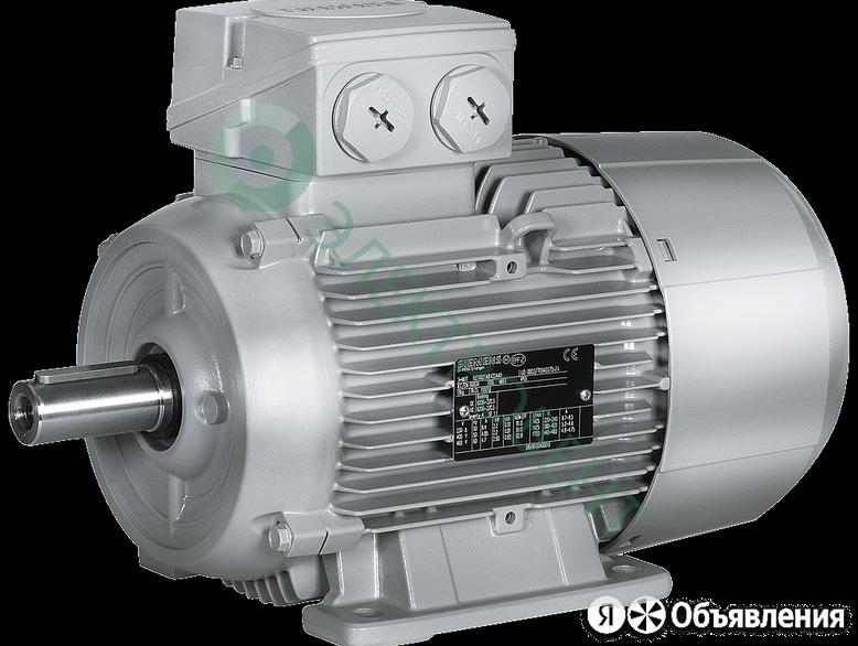 Электродвигатель Siemens 1LE1002-1BA22-2KA4-Z по цене 34707₽ - Принадлежности и запчасти для станков, фото 0