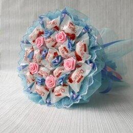 Цветы, букеты, композиции - Букеты из мыльных роз и сладостей, 0