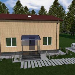 Готовые проекты, методики, технологии - Проект двухэтажного дома 119 м. кв., 0