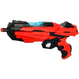 Игрушечное оружие и бластеры - Бластер G Blast 6-зарядный со светом арт.FJ833, 0