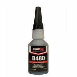 Клей - Моментальный цианоакрилатный вибростойкий клей Bondloc B480, 0