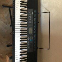 Клавишные инструменты - Музыкальный инструмент синтезатор, 0