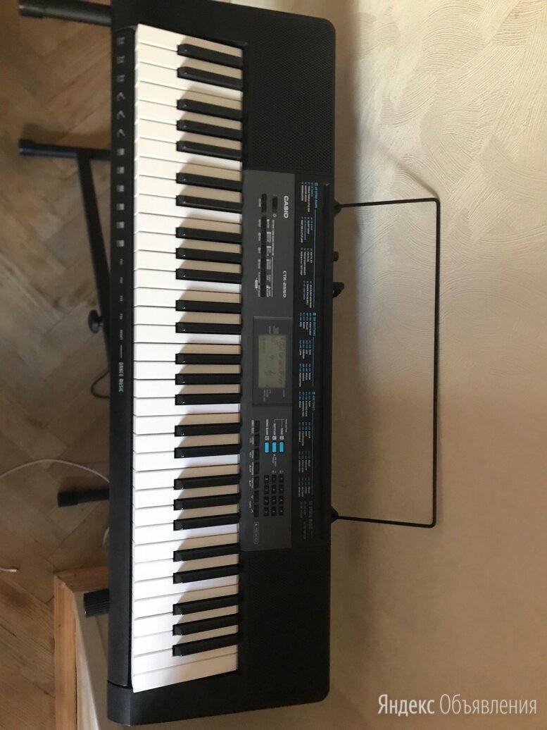 Музыкальный инструмент синтезатор по цене 13000₽ - Клавишные инструменты, фото 0
