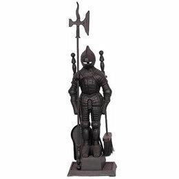 Наборы и аксессуары для каминов и печей - Royal Flame Набор каминный Dimplex 4 предмета черный Т50010AGK, 0