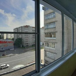 Окна - Остекление лоджии и отделка, компания Идеал, Рыбинск, 0