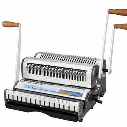 Брошюровщики - Машина переплетная Warrior 21172, 3-В-1 (WireMac-Duo), 0