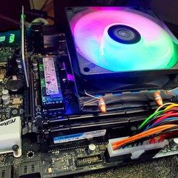 Настольные компьютеры - Комплект 12 потоков i5 10500/AsRock B460M-HDV/ 16gb DDR4 /Кулер, 0