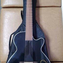 Акустические и классические гитары - Электроакустическая гитара Cort новая с полужестким кейсом. Доставка, 0