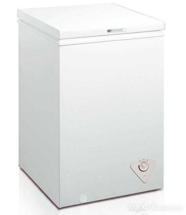 Морозильный ларь Бирюса 115кх по цене 13000₽ - Морозильники, фото 0