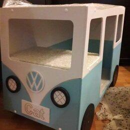 Лежаки, домики, спальные места - Volkswagen для кошек и маленьких собачек, 0