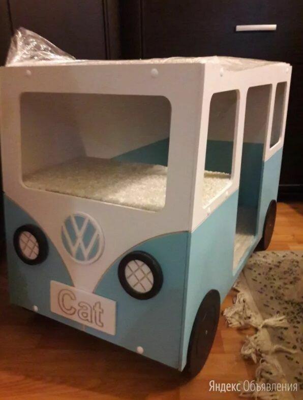 Volkswagen для кошек и маленьких собачек по цене 3499₽ - Лежаки, домики, спальные места, фото 0