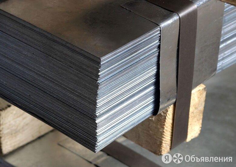 Лист горячекатаный 2х1250х2500 ст. 08пс по цене 47785₽ - Металлопрокат, фото 0
