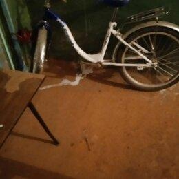 Велосипеды - Велосипед  от трех до десяти лет, так же гироскутер в отличном Состоянии, 0