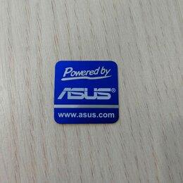 Прочие комплектующие - Наклейка Asus, 0