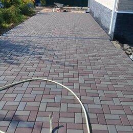 Тротуарная плитка, бордюр - Тротуарная плитка брусчатка бордюры, 0