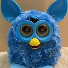 Развивающие игрушки - Ферби синий , 0