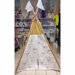 Игровые домики и палатки - Вигвамы для мальчиков и девочек, 0