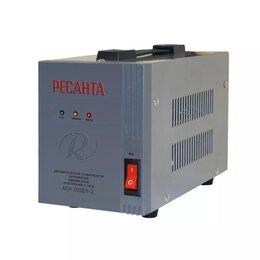 Стабилизаторы напряжения - Стабилизатор напряжения РЕСАНТА АСН-500Д/1-Ц, 0