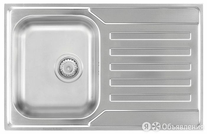 Zigmund & Shtain RECHTECK 790.8 Polished по цене 8239₽ - Кухонные мойки, фото 0