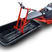 Мотобуксировщик Тофалар 500 с модулем Тягач - Толкач, Loncin 17 л.с. по цене 119000₽ - Мото- и электротранспорт, фото 5