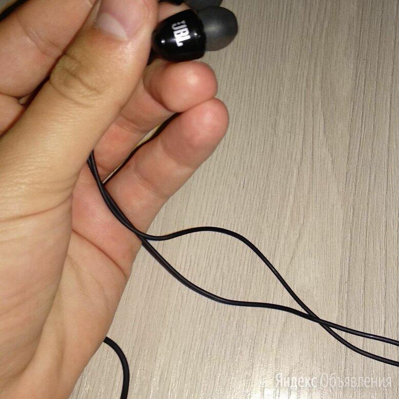 Проводные наушники jbl t100 по цене 400₽ - Наушники и Bluetooth-гарнитуры, фото 0
